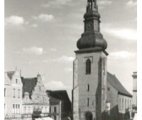 Lutherkirche am Alter Markt, Insterburg