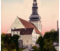 Lutherkirche, Insterburg