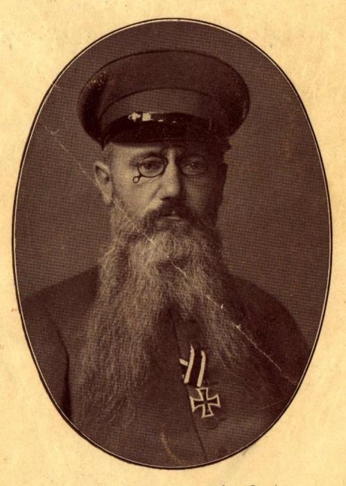 Der Bürgermeister Bierfreund, Insterburg