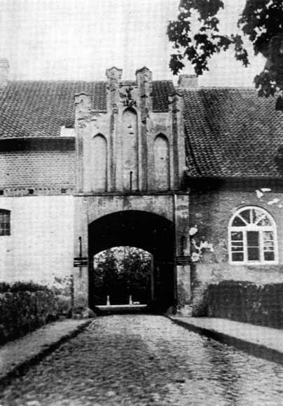 Schloss Georgenburg, Insterburg