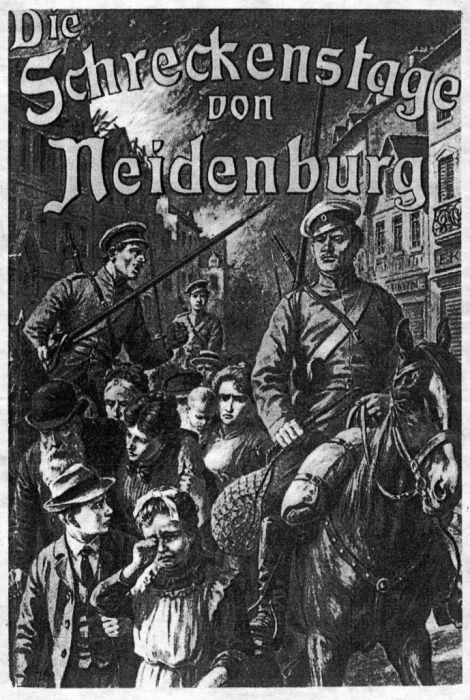 Die Schreckenstage von Neudenburg