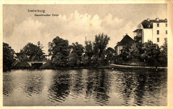 Gawehnscher Teich, Insterburg