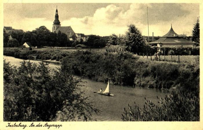 An der Angerapp, Insterburg