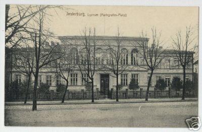 Lyzeum (Markgrafen-Platz), Insterburg