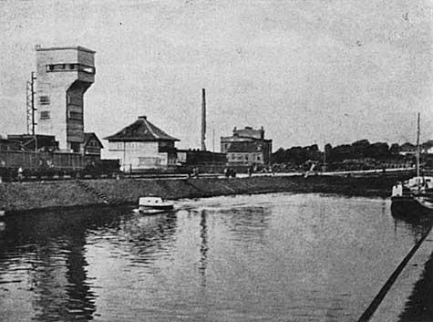 Der Hafen, Insterburg