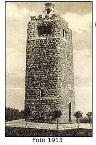 Bismarckturm, Insterburg