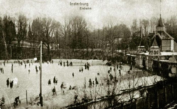 Eisbahn, Insterburg
