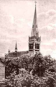 Katholische Kirche, Insterburg