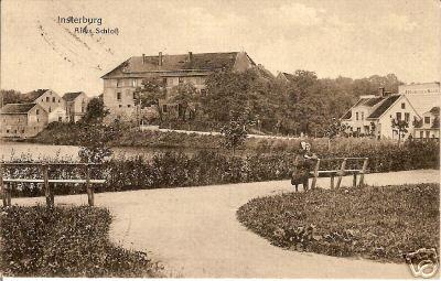 Schloss Insterburg, Insterburg
