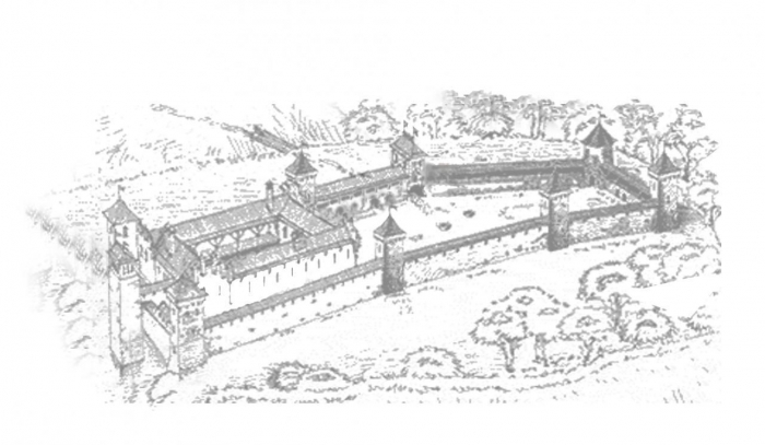 Schloss Insterburg. Bild, Insterburg