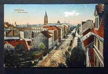 Wilhelmstrasse, Insterburg