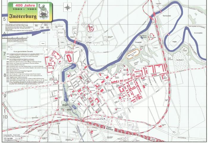 План Инстербурга