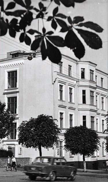 Дом пионеров (улица Ленина), Черняховск