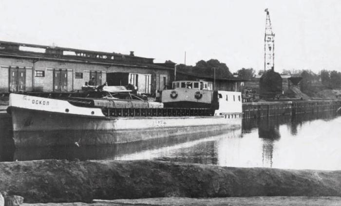 Черняховский речной порт