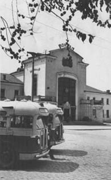 Черняховский вокзал