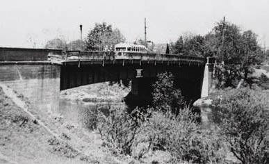 Автомобильный мост через реку Анграпу, Черняховск