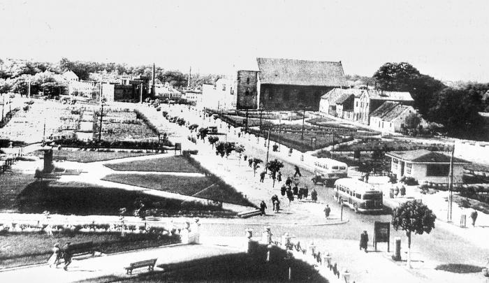 Улица Первомайская (ныне Ленина)