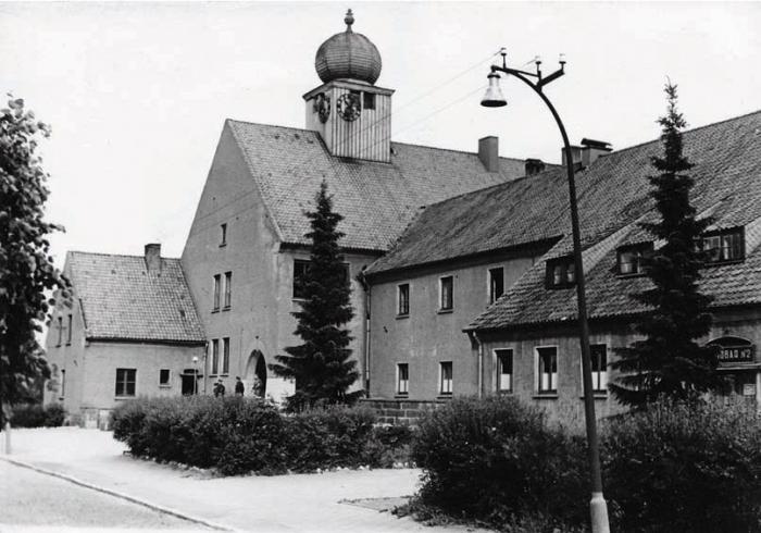 Здание Штаба Гвардии, Черняховск