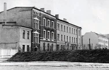 2-й Госпитальный переулок, Черняховск