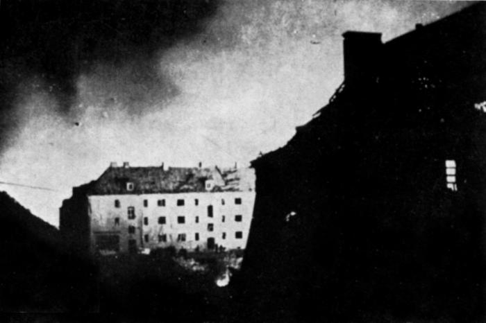 Инстербург в день штурма