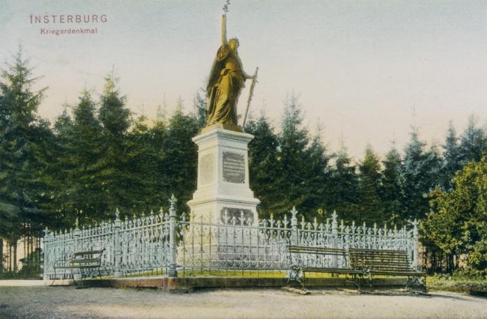 Kriegerdenkmal, Insterburg