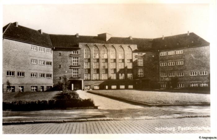 Pestalozzischule, Insterburg
