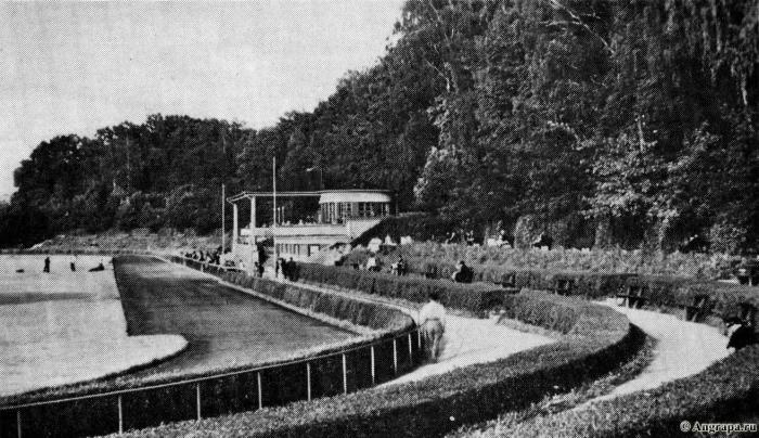 Jugend- und Sportpark, Insterburg