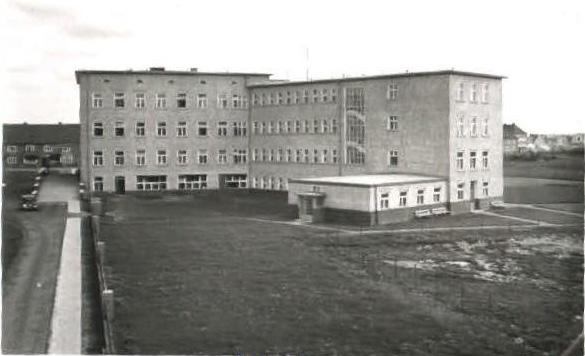 Stadt- und Kreiskrankenhaus, Insterburg