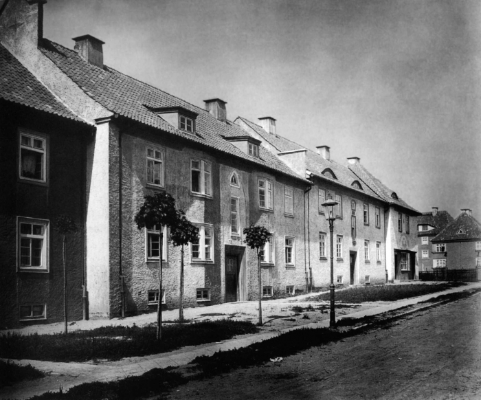 Siedlung Kamswyken, Insterburg