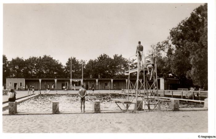Schwimmbad, Insterburg