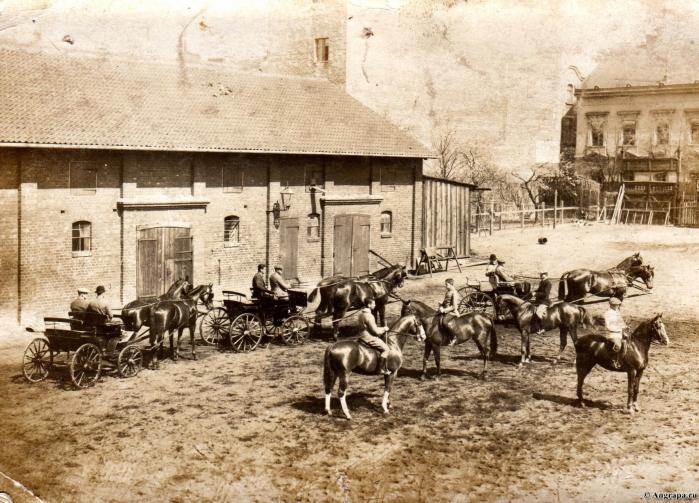 Reit und Fahrverein Tattersall, Insterburg