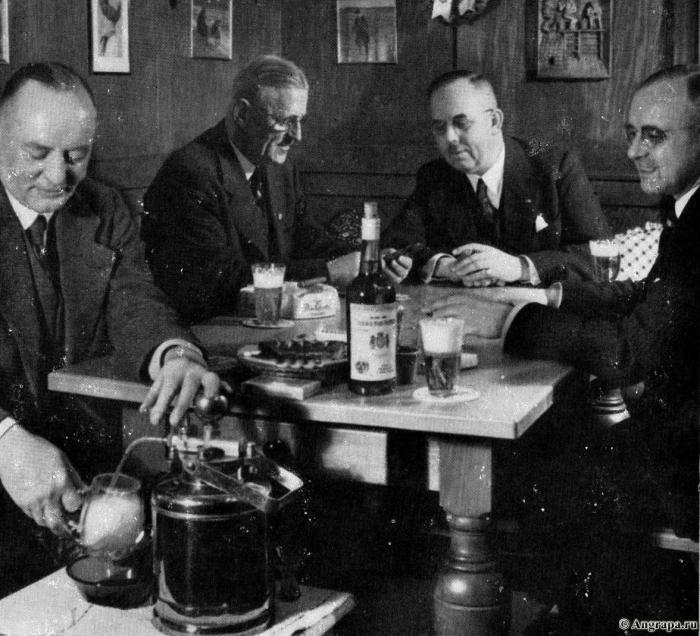 Seit altersher hatte das Insterburger Bier einer guten Ruf