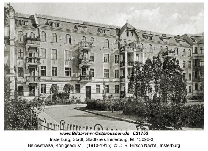 Königseck, Insterburg