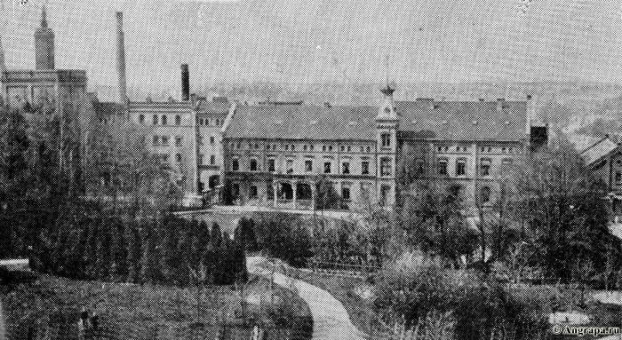 «Insterburger Doppelpils» (Brauerei Bernecker), Insterburg