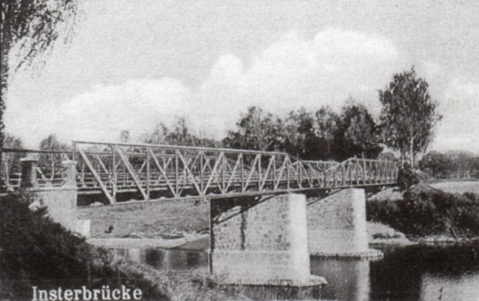 Insterbrücke, Kreis Insterburg