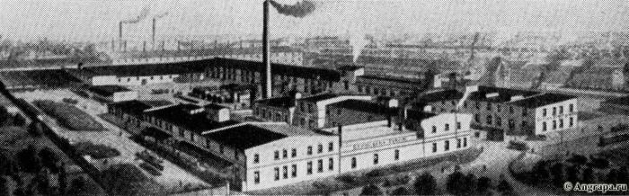 Die Chemische Fabrik Gustav Drengwitz, Insterburg