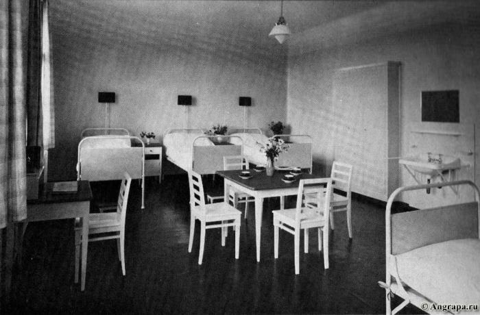 Die Provinzial-Landesfrauenklinik und Hebammen-Lehranstalt, Insterburg
