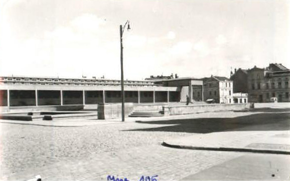 Neuer Markt, Insterburg