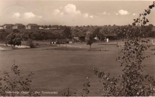 Der Turnierplatz, Insterburg