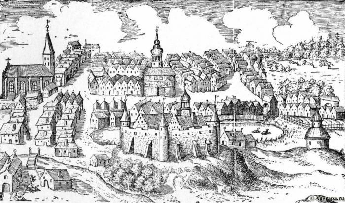 Schloss Insterburg