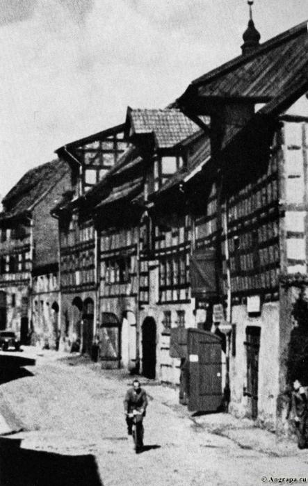 Spritzenstrasse, Insterburg