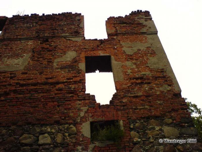 Замок Инстербург (улица Замковая), Черняховск