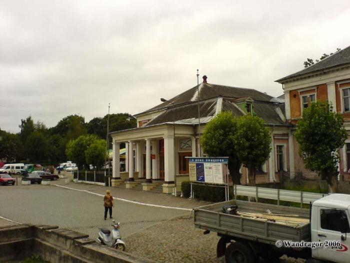 Дом Офицеров, Черняховск