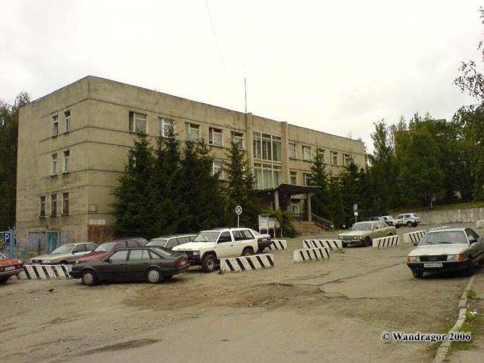Здание Черняховского ОВД (улица Прегельная), Черняховск