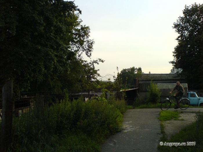 Жилой микрорайон по улице Ленинградская, Черняховск