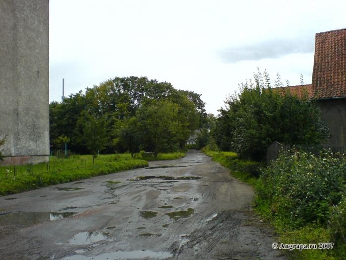 Улица 2-я Лесная, Черняховск