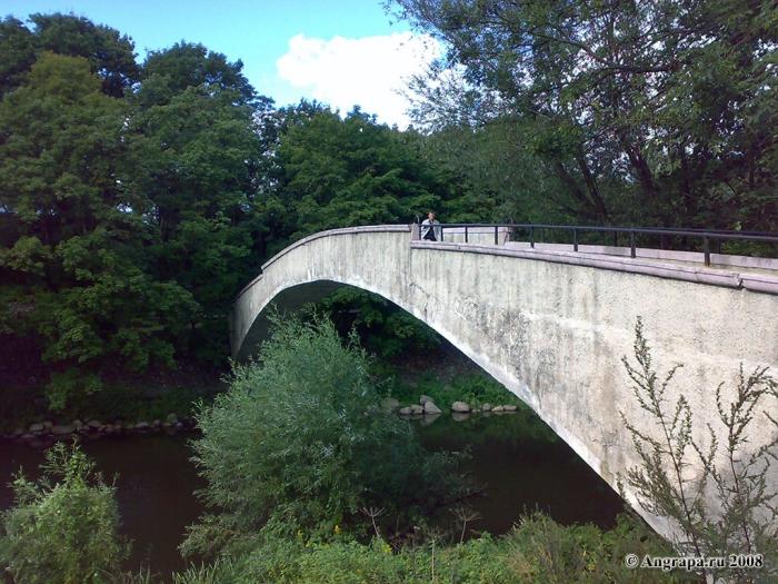 Арочный мост, Черняховск