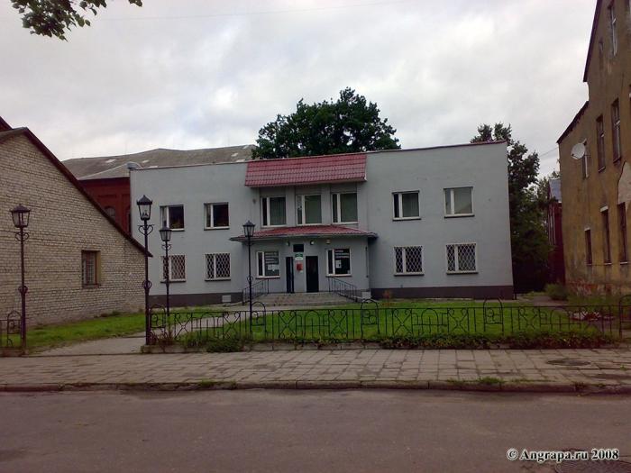 Узел связи (ул. Тольятти), Черняховск