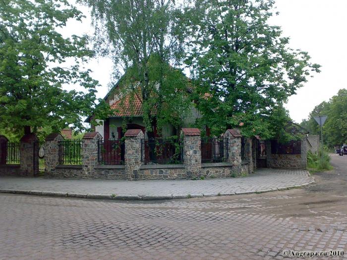 Конно-спортивный клуб «Райтер» (улица Гагарина), Черняховск