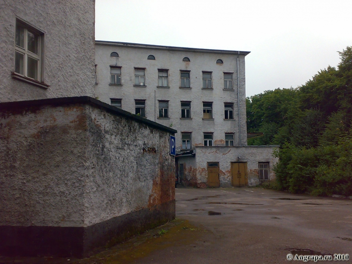 Черняховский военный госпиталь (улица Московская), Черняховск